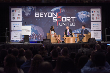Cari Champion Billy Bean Beyond Sport United 2015