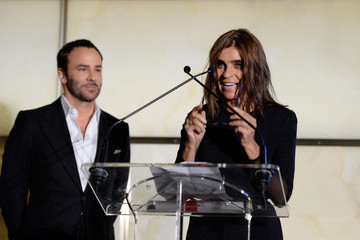 Carine Roitfeld Tom Ford The Daily Front Row Second Annual Fashion Media Awards - Inside
