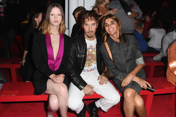 Carine Roitfield Calvin Klein Collection - Front Row - September 2018 - New York Fashion Week