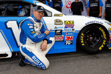Carl Edwards New Hampshire Motor Speedway - Day 1