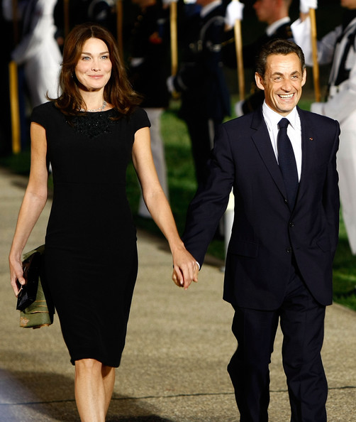Carla Bruni-Sarkozy Photos Photos - World Leaders Gather For G20 ... 410a0372a17e