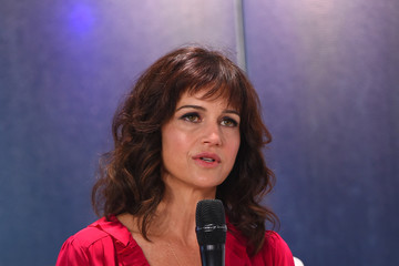 Carla Gugino InStyle Talks: Power Players Presented By Longines & Launch Of Longines Conquest Classic Collection