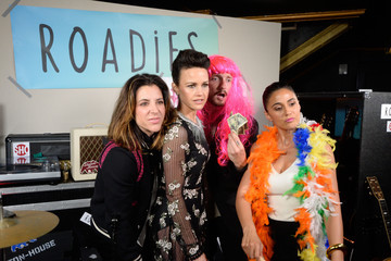 Carla Gugino Premiere For Showtime's 'Roadies' - After Party