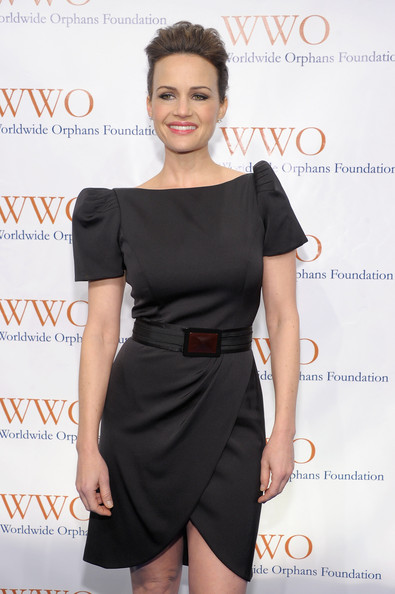 Carla Gugino - Worldwide Orphans 15th Anniversary Benefit Gala