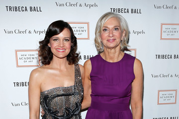 Carla Gugino Arrivals at the 2013 Tribeca Ball