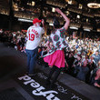 Carla Hall DC Central Kitchen's Capital Food Fight 2019