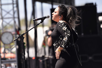 Carla Morrison 2016 Coachella Valley Music and Arts Festival - Weekend 2 - Day 1