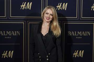 Carla Nieto Balmain and H&M Collection Launch Party in Madrid