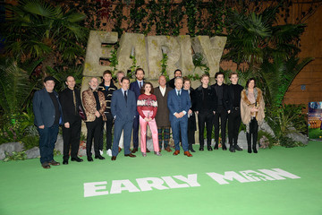 Carla Shelley Maisie Williams 'Early Man' World Premiere - Red Carpet Arrivals
