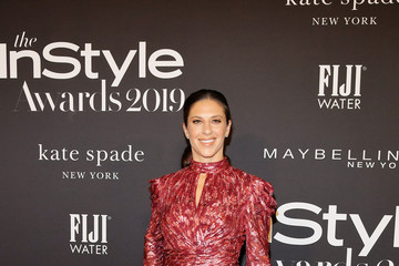 Carli Lloyd FIJI Water At The Fifth Annual InStyle Awards