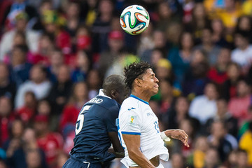 Carlo Costly France v Honduras: Group E - 2014 FIFA World Cup Brazil