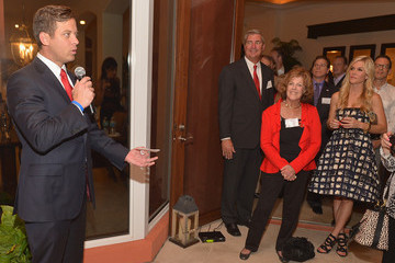 Carlos Lopez-Cantera Nick Loeb Hosts Private Reception For Lieutenant Governor Of Florida Oct. 24