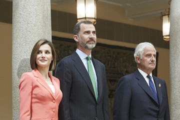 Carlos Martinez de Irujo Spanish Royals Attend the Bicentenary of the Council of the Greatness of Spain