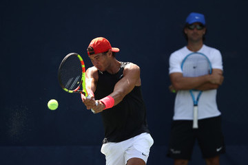 Carlos Moya 2018 US Open - Previews