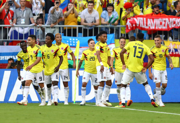 Senegal vs. Colombia: Group H - 2018 FIFA World Cup Russia