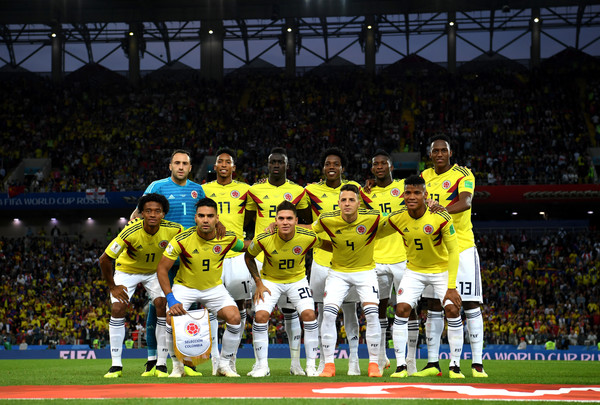 Colombia vs. England: Round of 16 - 2018 FIFA World Cup Russia