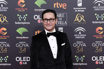 Carlos Santos Goya Cinema Awards 2020 - Red Carpet