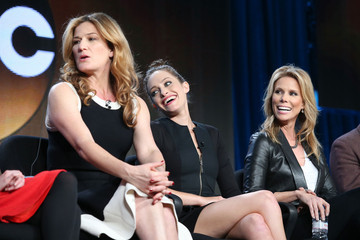 Carly Chaikin Winter TCA Tour: Day 9