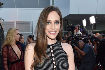 Carly Chaikin Television Academy's 70th Anniversary Gala - Red Carpet