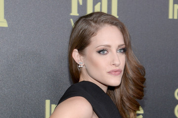 Carly Chaikin Hollywood Foreign Press Association and InStyle Celebrate the 2016 Golden Globe Award Season