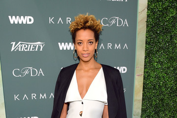 Carly Cushnie Council of Fashion Designers of America, Variety and WWD Host Runway to Red Carpet - Arrivals
