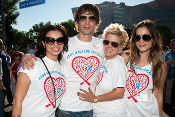 Carly Pope 28th Annual AIDS Walk Los Angeles (AWLA)