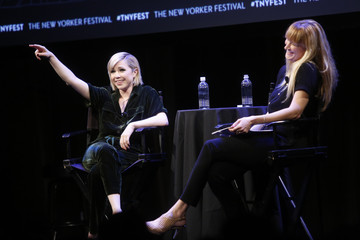 Carly Rae Jepsen The 2017 New Yorker Festival - Carly Rae Jepsen Talks With The New Yorker's Amanda Petrusich And Performs Live
