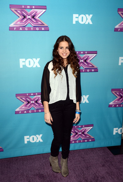 """Carly Rose Sonenclar Pictures - Fox's """"The X Factor ..."""