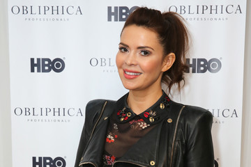 Carly Steel HBO LUXURY LOUNGE Presented By Obliphica Professional - Day 2