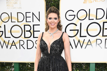 Carly Steele 74th Annual Golden Globe Awards - Arrivals