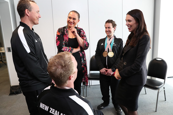 New Zealand Paralympic Winter Games Team Welcome Home Reception