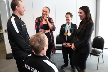 Carmel Sepuloni New Zealand Paralympic Winter Games Team Welcome Home Reception