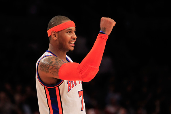 carmelo anthony knicks jersey number. Carmelo Anthony Carmelo