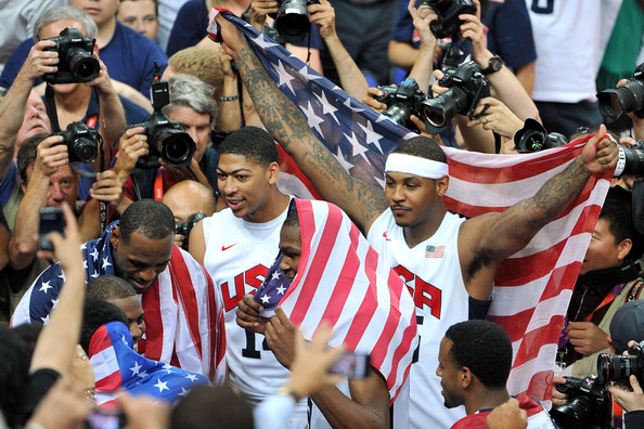 Nosee Rosee: Congratulations Are In Order: Team USA Men's Basketball Team