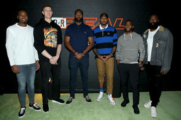 Carmelo Anthony B/Real Premiere Event