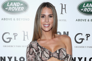 Carmen Carrera NYLON's Rebel Fashion Party, Powered by Land Rover, at Gramercy Terrace at Gramercy Park Hotel
