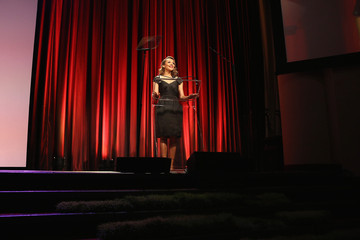 Carmen Ejogo TrevorLIVE New York Honoring Sir Ian McKellen, Representative Ryan Fecteau and Johnson & Johnson