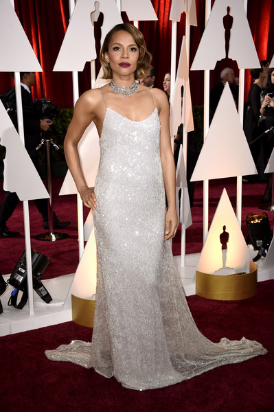 Carmen Ejogo - Arrivals at the 87th Annual Academy Awards — Part 3