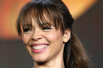 Carmen Ejogo 2013 Winter TCA Tour - Day 7