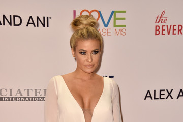 Carmen Electra 24th Annual Race To Erase MS Gala - Arrivals