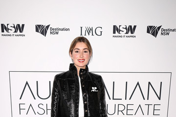 Carmen Hamilton Australian Fashion Laureate Awards