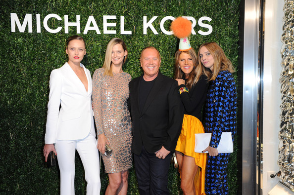 Michael Kors to Celebrate Milano Cocktail Party — Part 2