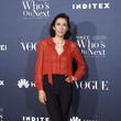 Carmen March 'Vogue Who's On Next' Madrid Photocall