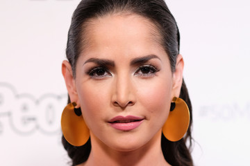 Carmen Villalobos People en Espanol's 50 Most Beautiful Gala 2017 - Arrivals