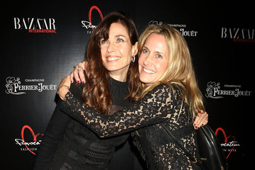Carol Alt Harper's Bazaar International Celebrates Fashion + Cinema