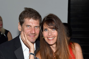 Carol Alt 2015 amfAR Inspiration Gala New York