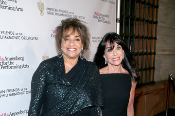 Carol Goldsmith American Friends of the Israel Philharmonic Orchestra Duet Gala at the Wallis Annenberg Center for the Performing Arts