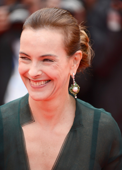 Carole Bouquet Carole Bouquet attends the quot;Foxcatcherquot; premiere dur