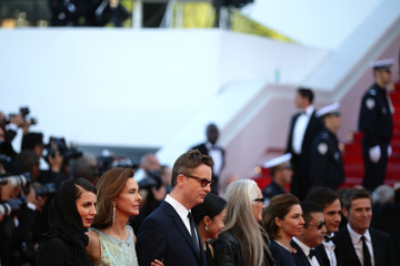 """Carole Bouquet Zhang Ke Jia Closing Ceremony & """"A Fistful Of Dollars"""" Screening - The 67th Annual Cannes Film Festival"""