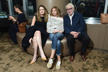 Carole Radziwill New York Premiere Of The HBO Documentary Film Jane Fonda In Five Acts
